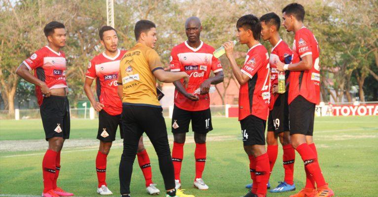 การแข่งขันไทยลีก